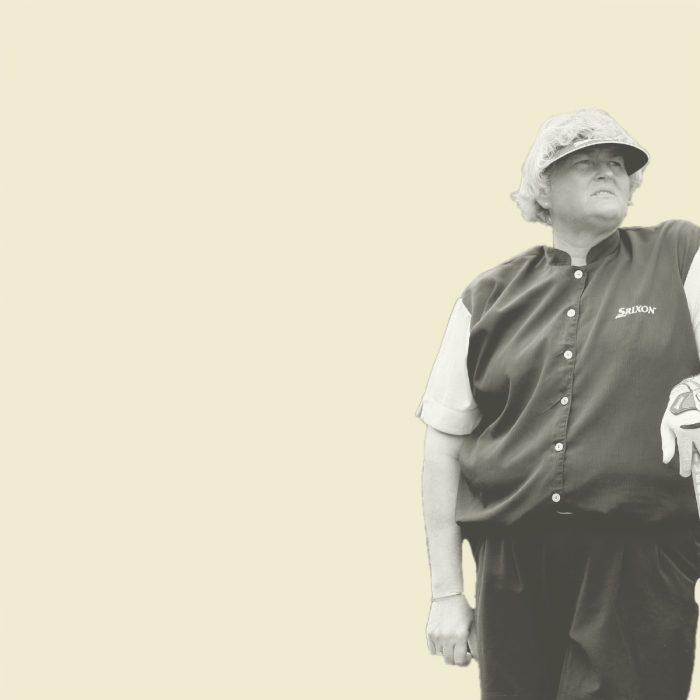 Laura Davies på Skaftö Golfhotell